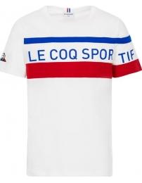 Le coq sportif camiseta tricolores nº2 jr
