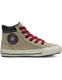 Converse tênis all star chuck taylor pc boot hi jr