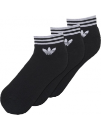 Adidas meias pack3 trefoil ank str