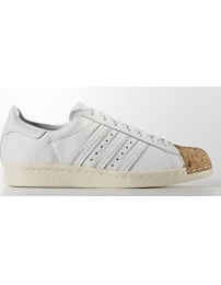 Adidas tênis superstar 80s cork w