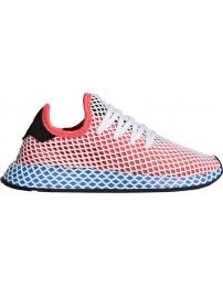 Adidas tênis deerupt runner solar bird jr