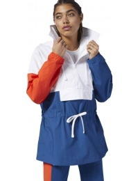 Reebok casaco classic advanced anorak w