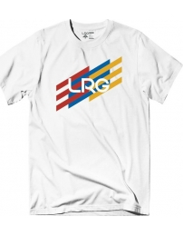 Lrg camiseta ascending stripes