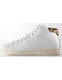 Adidas sapatilha stan smith mid