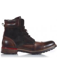 Nobrand iron brown