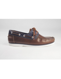 Sapato brown navy